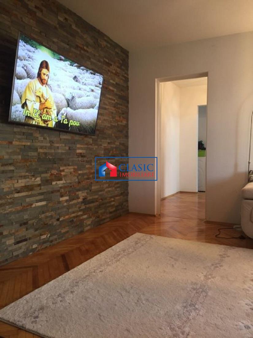Apartament 3 camere finisat si mobilat in Manastur, Magazin Nora