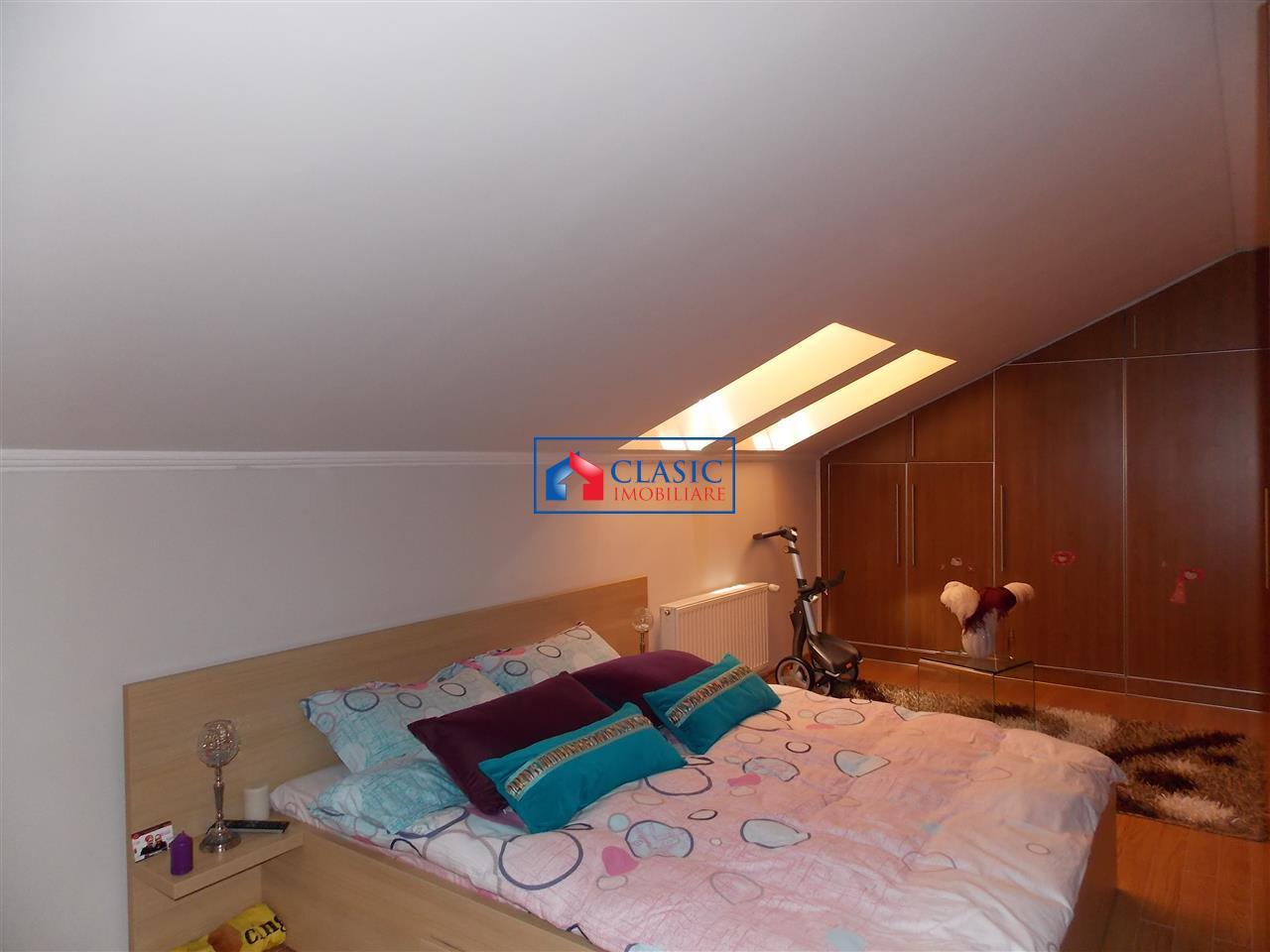 Vanzare apartament 3 camere de LUX  Baza Sportiva Gheorgheni