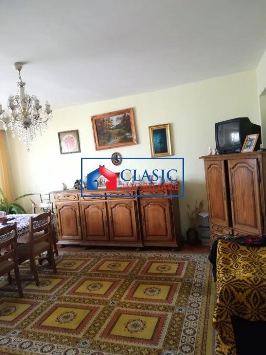 Vanzare Apartament 3 camere confort sporit Piata Cipariu, Cluj Napoca