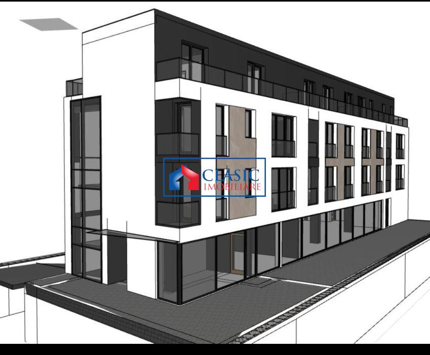Inchiriere cladire birouri 1100 mp zona D.Rotund, Cluj Napoca