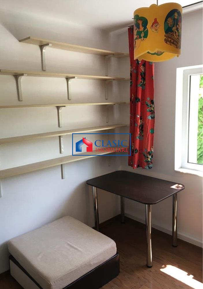 Inchiriere apartament 4 camere decomandate in Zorilor  str Tatra
