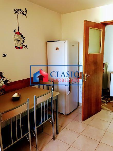 Inchiriere apartament 3 camere decomandate in Zorilor  Pasteur