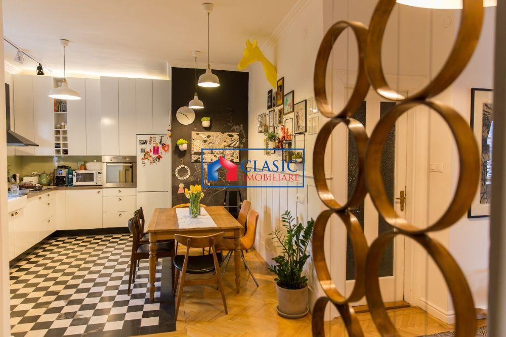 Apartament 3 camere de lux zona Horea Centru, Cluj Napoca