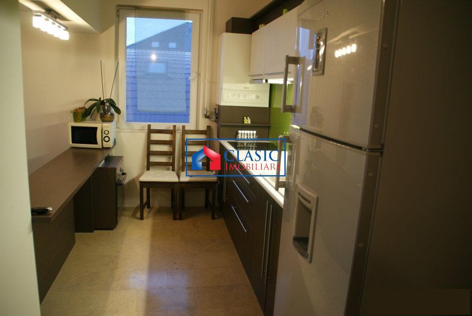 Inchiriere apartament 3 camere modern in Andrei Muresanu Trifoiului