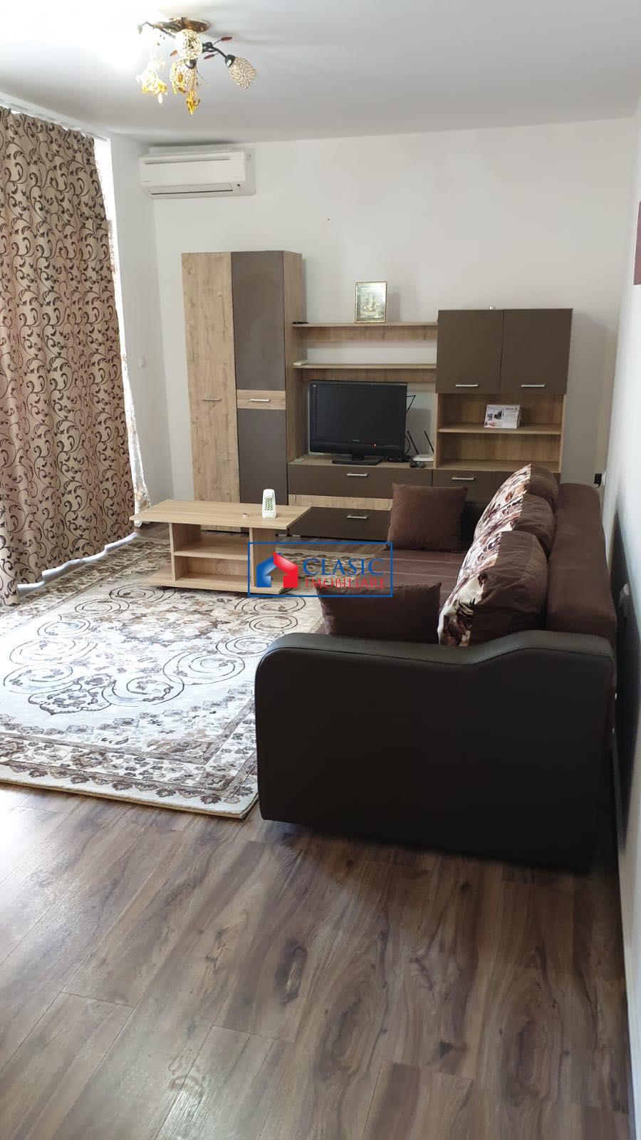 Inchiriere apartament 2 camere modern in Andrei Muresanu  Sigma Center