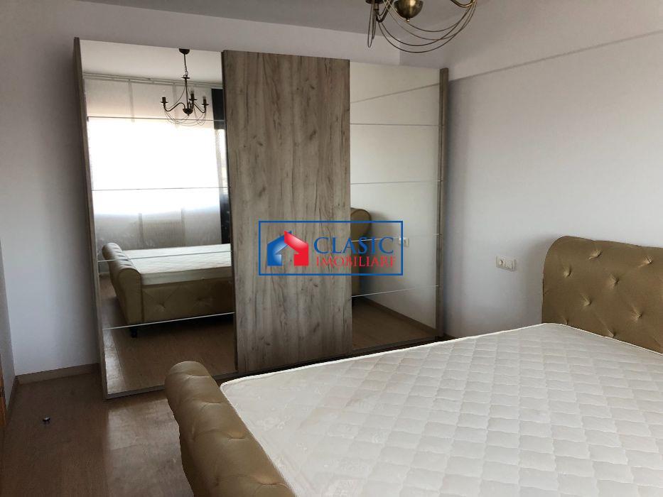 Inchiriere apartament 2 camere modern in Marasti  Iulius Mall