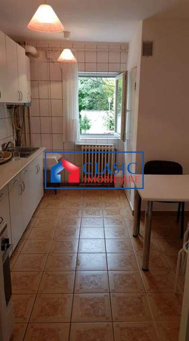 Inchiriere apartament 3 camere decomandate in Zorilor  Piata Zorilor