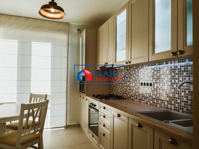 Inchiriere apartament 3 camere de LUX zona Gheorgheni  capat Brancusi