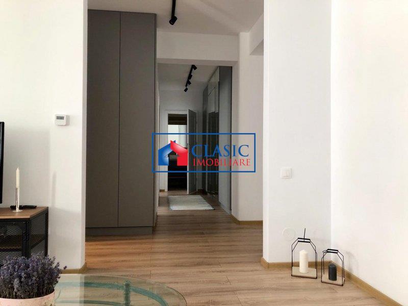 Inchiriere apartament 3 camere de LUX in Gheorgheni  Soporului