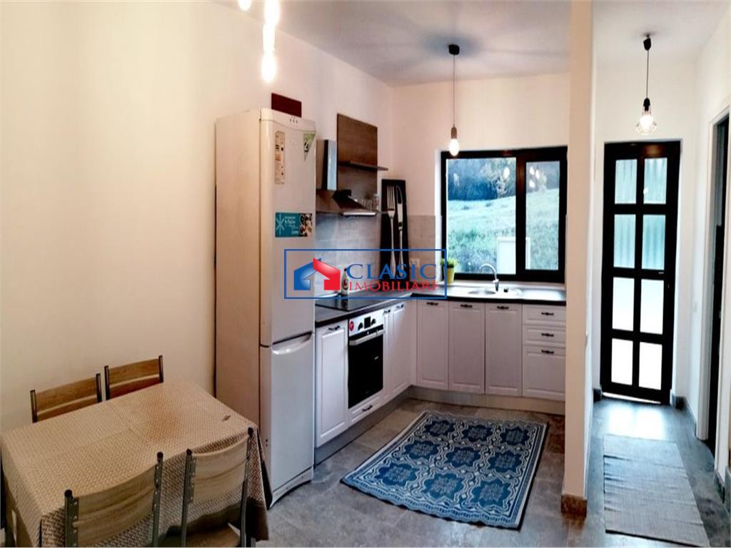 Inchiriere casa individuala cu 4 camere zona Manastur  strada Campului
