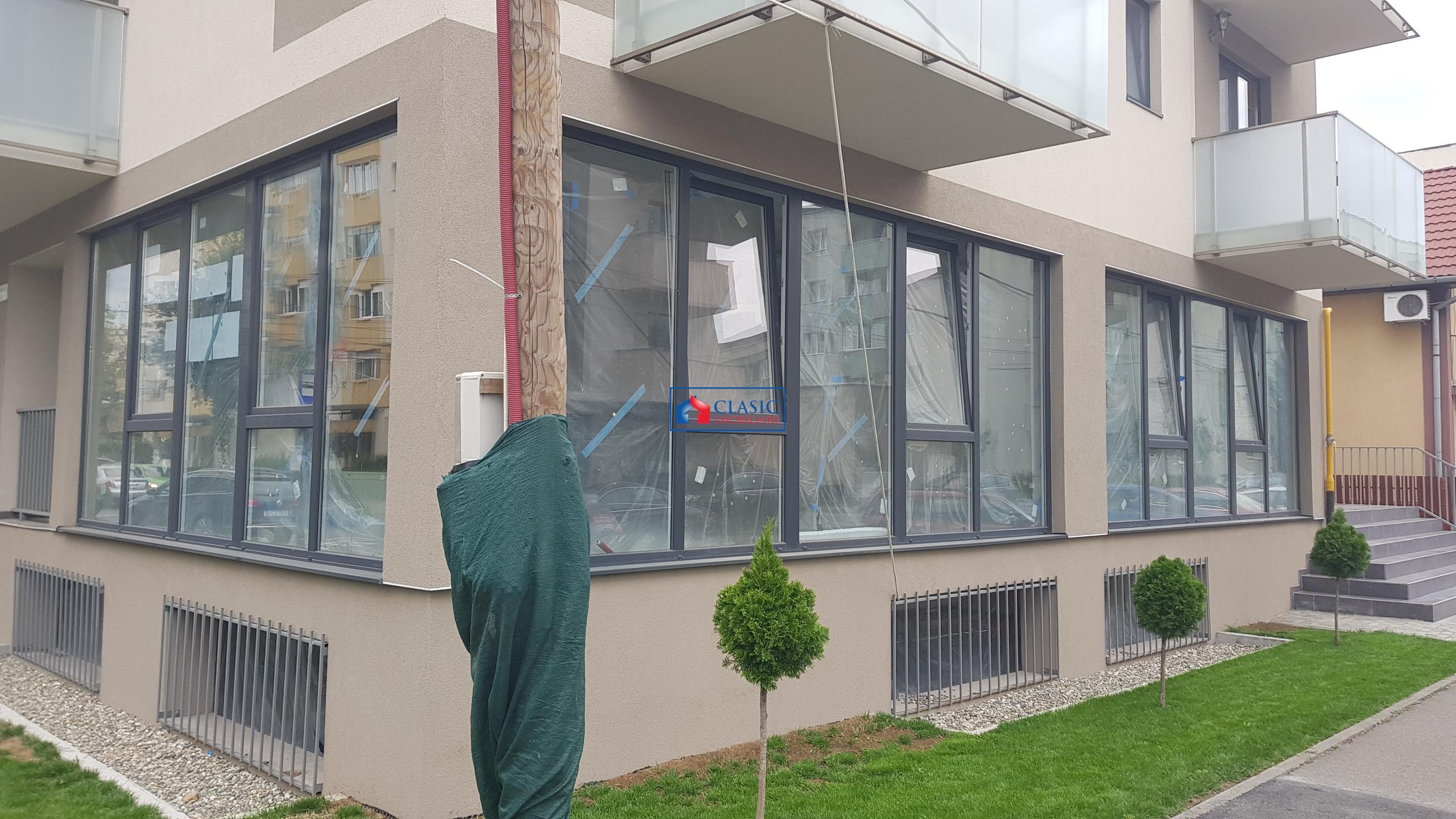Spatiu comercial 100 mp de vanzare situat in zona Marasti, Cluj Napoca