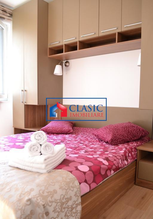 Inchiriere apartament 2 camere in bloc nou in Gheorgheni  str Albinii