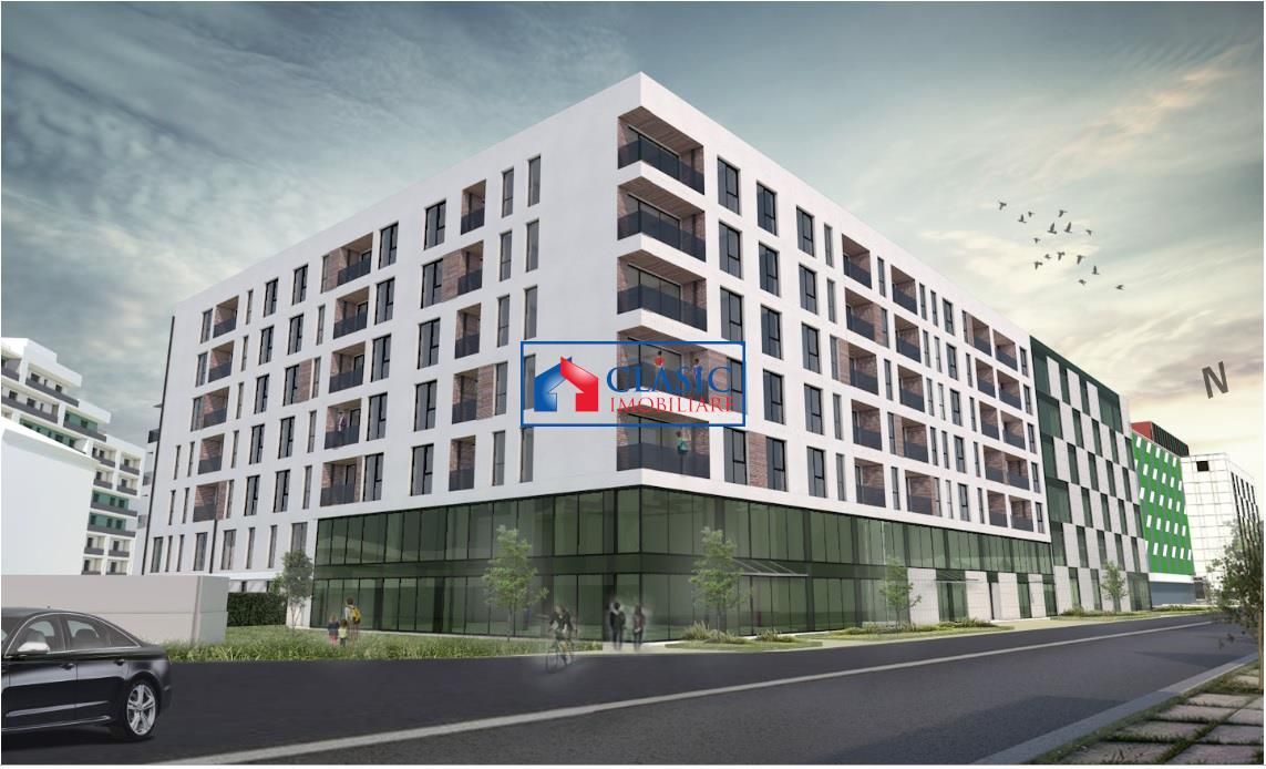 Vanzare Apartament doua camere zona Bucuresti   Marasti, Cluj Napoca