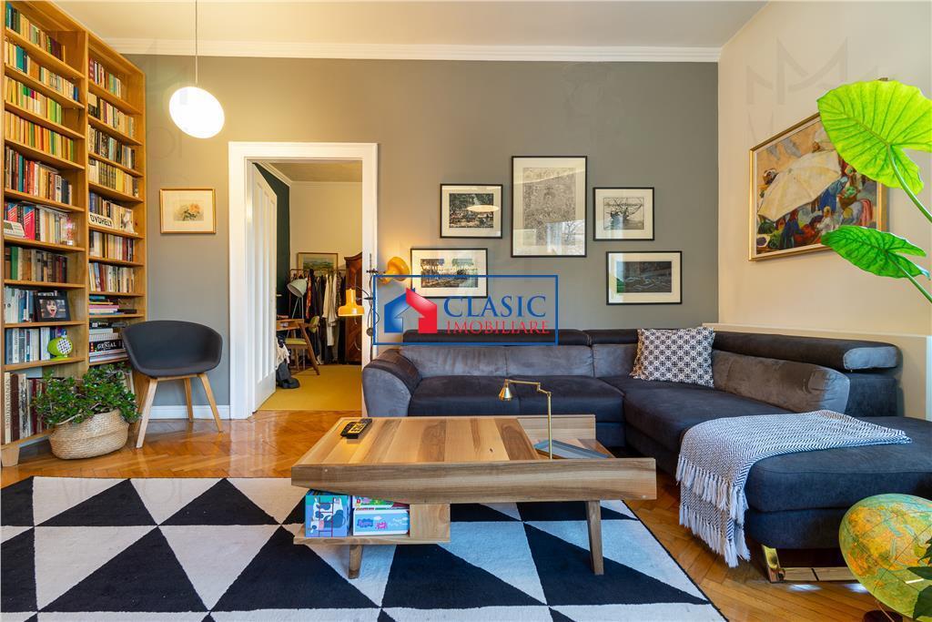 Inchiriere apartament 3 camere de LUX zona Centrala  str Horea