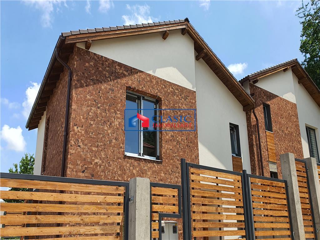 Vanzare duplex nou zona Aerodrom Dezmir, Cluj Napoca
