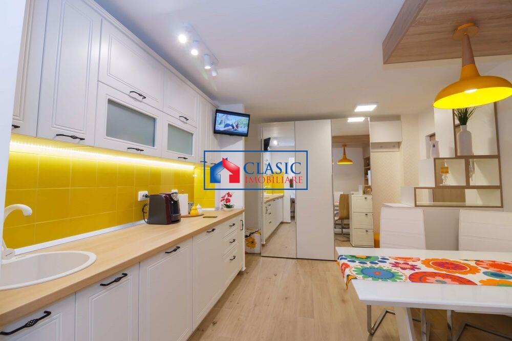 Vanzare apartament 2 camere de LUX Piata Zorilor, Cluj Napoca