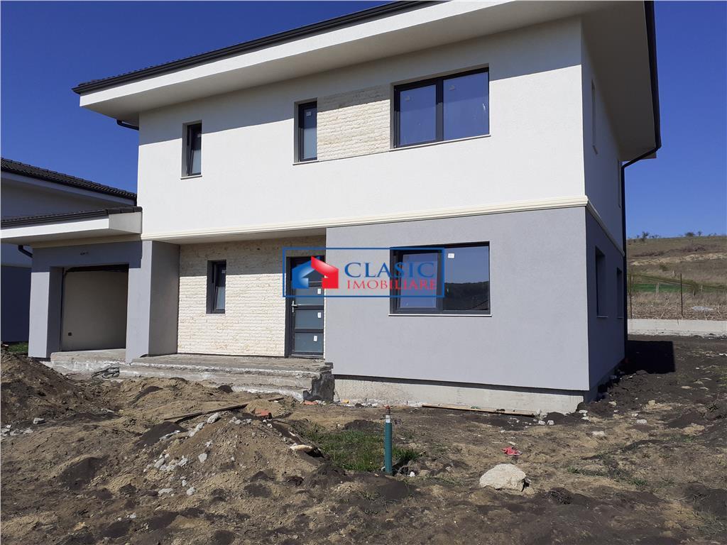 Vanzare casa individuala 8 km de Auchan Iris   Chinteni, Cluj Napoca