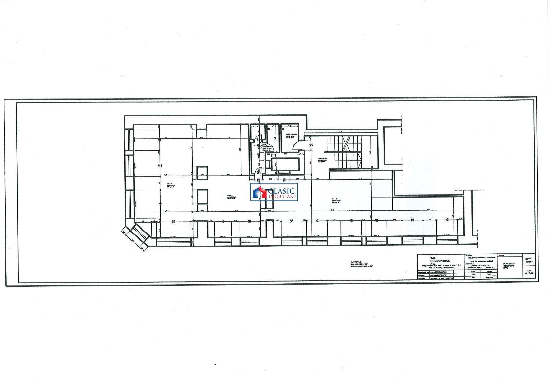Vanzare spatiu comercial 702 mp in Centru  zona Piata Unirii