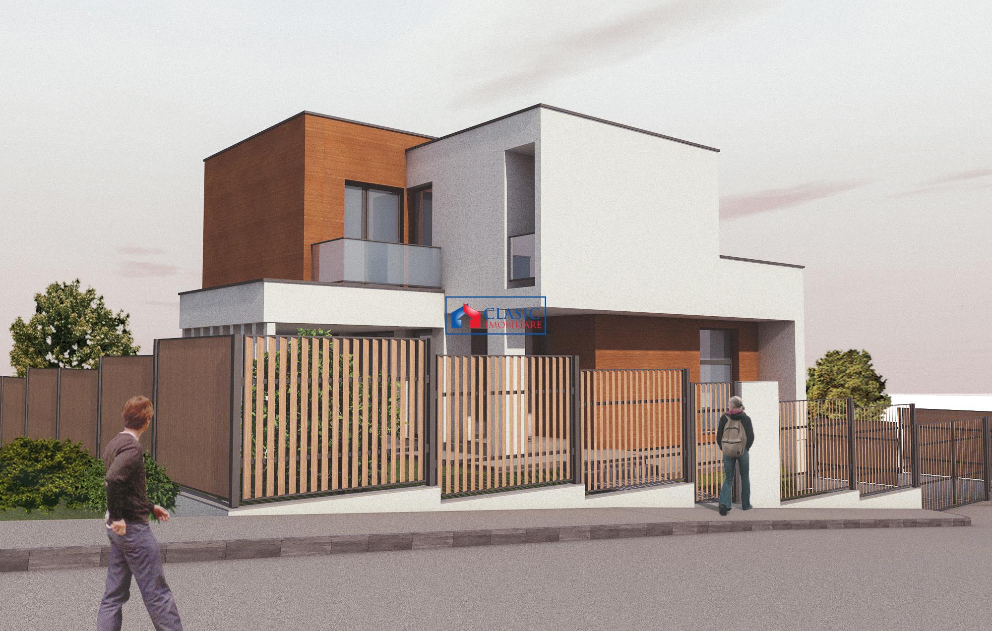 Teren autorizat pentru casa individuala zona A.Muresanu,