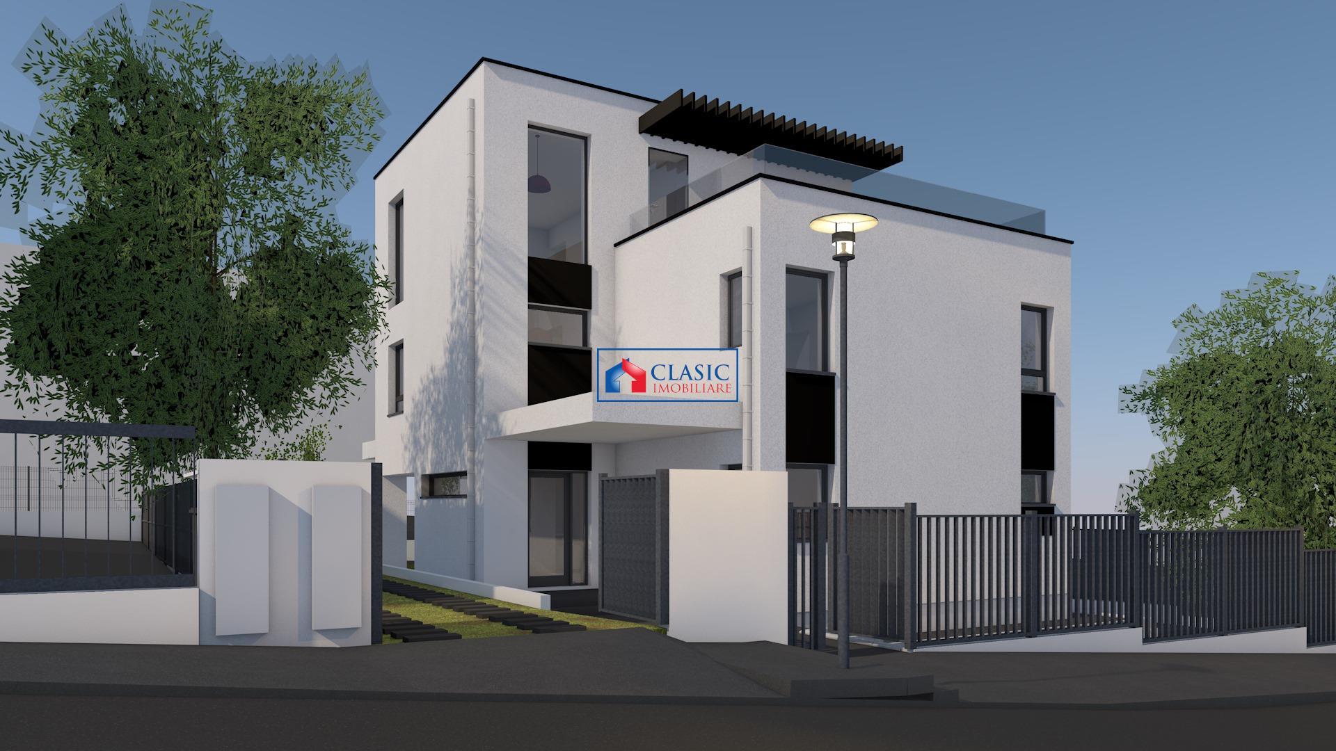 Vanzare casa individuala constructie noua, zona Europa, Cluj Napoca