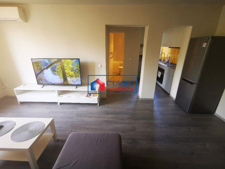 Inchiriere apartament 2 camere modern in Plopilor  Lukoil