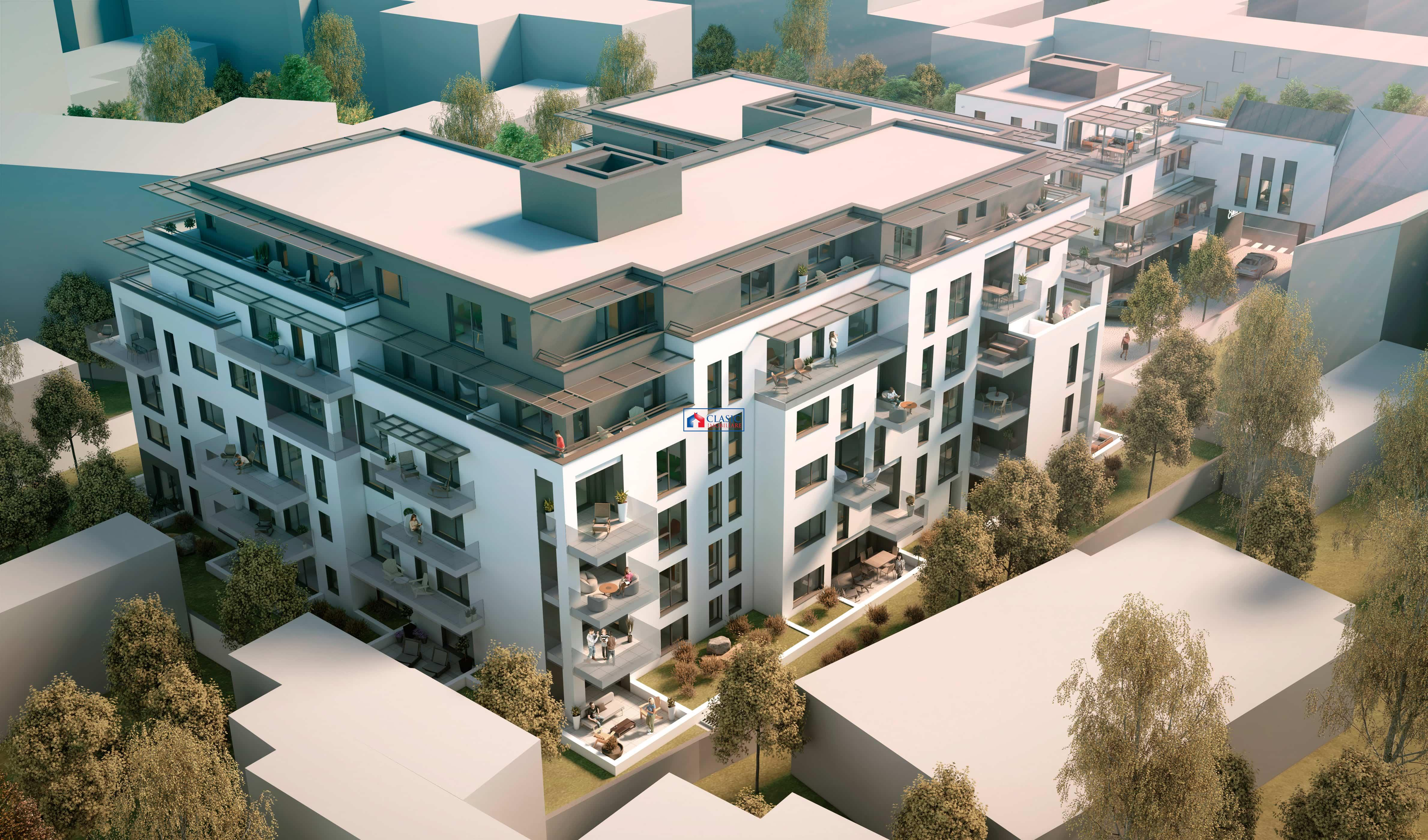 Vanzare Apartament doua camere Centru Horea, Cluj Napoca