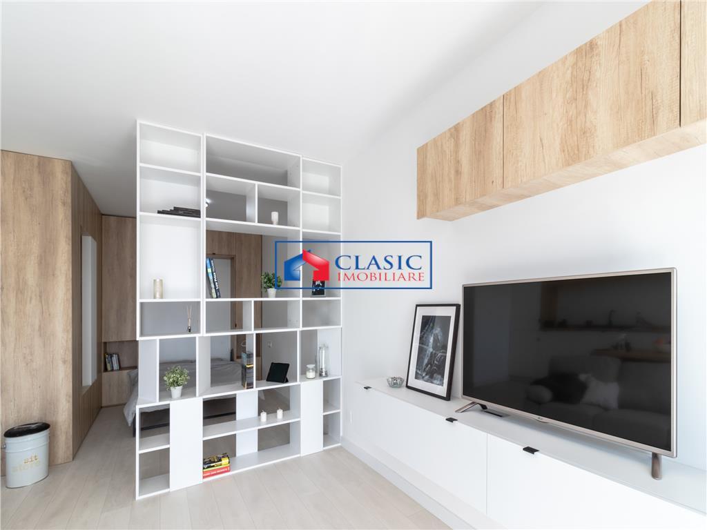 Inchiriere apartament cu o camera de lux in zona Hermes, Gheorgheni, Cluj Napoca