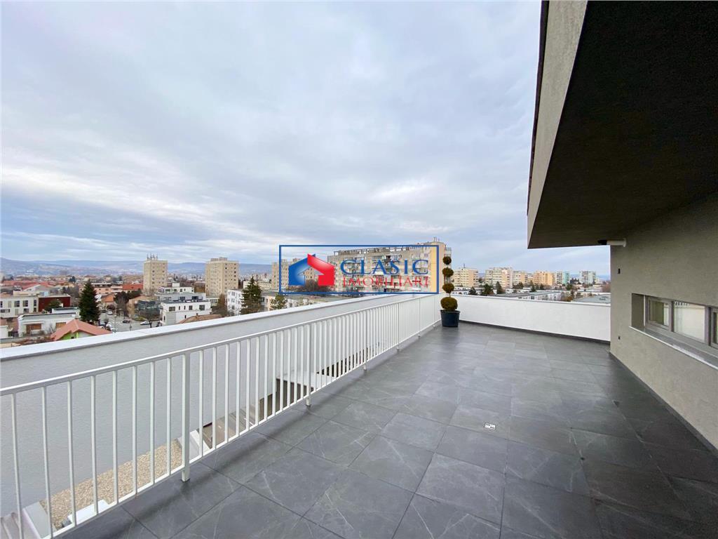 Vanzare penthouse in zona Hermes Gheorgheni Cluj Napoca
