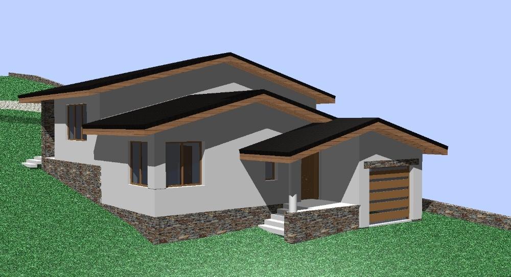 Vanzare casa individuala 4 camere  550 mp teren Feleacu