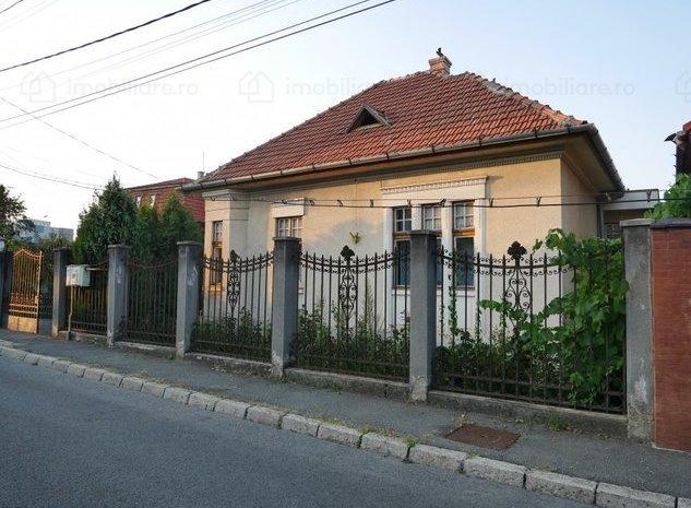 Vanzare casa zona veche a cartierului A.Muresanu, Cluj-Napoca