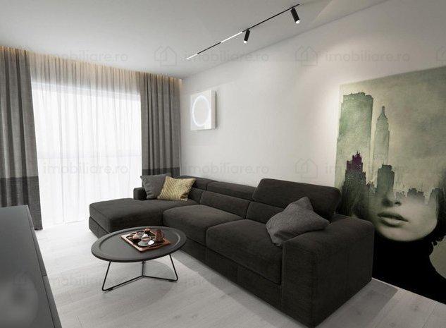 Vanzare Apartament 2 camere de LUX Centru - Platinia Mall, Cluj-Napoca