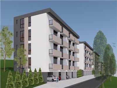Vanzare teren cu autorizatie pentru bloc cu 16 apartamente in Baciu