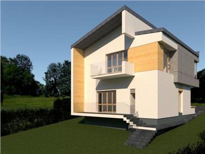 Vanzare casa individuala cu teren de 330 mp zona Chinteni, Cluj-Napoca