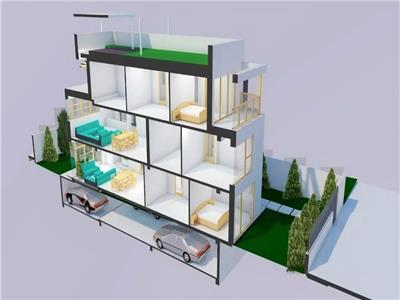 Vanzare teren cu autorizatie constructie S+P+E+Er Grigorescu, Cluj-Napoca