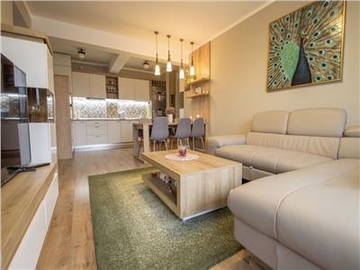 Vanzare apartament 2 camere de LUX Mega Image Borhanci, Cluj-Napoca