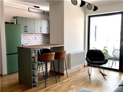 Vanzare apartament 2 camere de LUX zona Piata Cipariu Gheorgheni, Cluj-Napoca