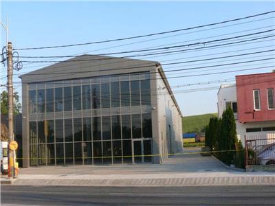 Vanzare spatiu showroom sau depozitare zona Someseni, Cluj-Napoca