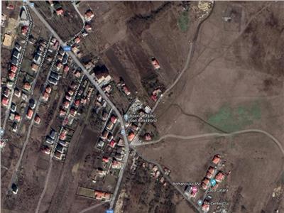 Vanzare teren cu autorizatie pentru duplex zona Biserica Borhanci, Cluj-Napoca