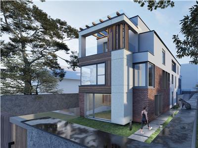 Vanzare apartament pentru pretentiosi in vila de LUX Grigorescu, Cluj-Napoca