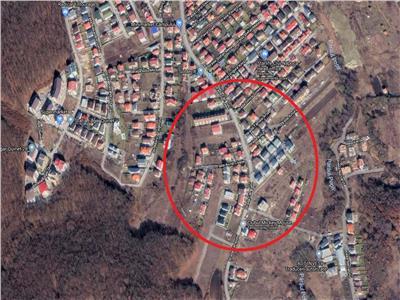 Vanzare teren 1062 mp cu PUZ in zona Campului Manastur, Cluj-Napoca