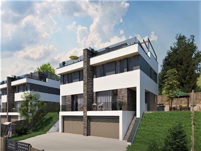 Vanzare casa tip duplex zona Feleacu, Cluj-Napoca