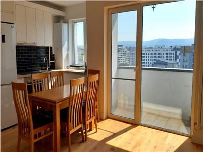 Inchiriere apartament  3 camere modern, zona Marasti, Cluj-Napoca.