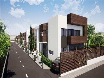 Vanzare teren cu autorizatie pentru 4 duplexuri zona Primaria Floresti, Cluj-Napoca