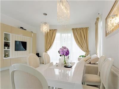 Vanzare apartament 3 camere de LUX cu terasa de 25 mp in Buna Ziua, Cluj Napoca