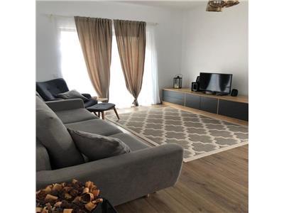Vanzare apartament 2 camere cu gradina zona Capat Brancusi Borhanci