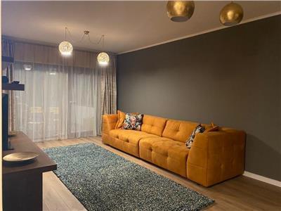 Inchiriere apartament 2 camere modern cu gradina de 100 mp in zona Gheorgheni