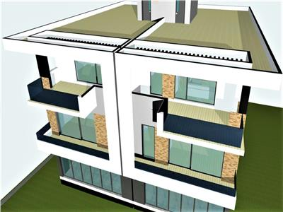 Vanzare apartament 3 camere tip penthouse terasa 135 mp zona Iulius Mall Intre Lacuri