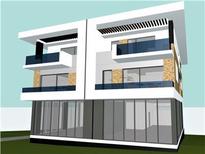 Vanzare apartament 3 camere tip penthouse terasa 128 mp zona Iulius Mall Intre Lacuri