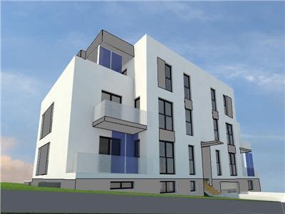 Vanzare apartament 4 camere cu gradina in zona Capat Brancusi Borhanci, Cluj-Napoca