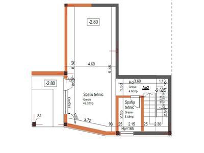 Vanzare casa tip duplex 217 mp finisat zona Eugen Ionesco Europa, Cluj Napoca